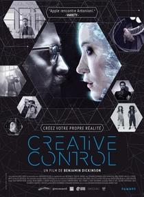Creative Control - Poster / Capa / Cartaz - Oficial 2