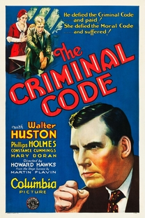 O Código Criminal - Poster / Capa / Cartaz - Oficial 4
