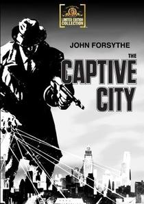 Cidade Cativa - Poster / Capa / Cartaz - Oficial 1