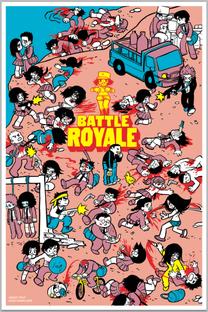 Batalha Real - Poster / Capa / Cartaz - Oficial 16