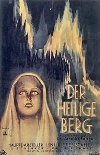 Der heilige Berg - Poster / Capa / Cartaz - Oficial 1