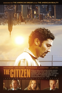 The Citizen - Poster / Capa / Cartaz - Oficial 1