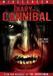 Diary of a Cannibal - Poster / Capa / Cartaz - Oficial 1