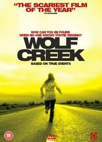 Wolf Creek - Viagem ao Inferno - Poster / Capa / Cartaz - Oficial 4
