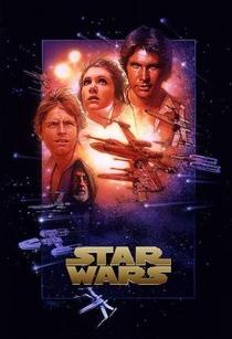 Star Wars: Episódio IV - Uma Nova Esperança - Poster / Capa / Cartaz - Oficial 2