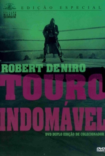 Touro Indomável - Poster / Capa / Cartaz - Oficial 2