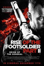 Rise of the Footsoldier Part II - Poster / Capa / Cartaz - Oficial 1