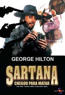 Sartana Chegou para Matar - Poster / Capa / Cartaz - Oficial 4