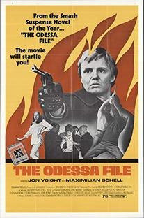 O Dossiê de Odessa - Poster / Capa / Cartaz - Oficial 6