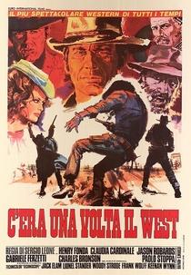 Era uma Vez no Oeste - Poster / Capa / Cartaz - Oficial 2