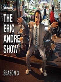 The Eric Andre Show (3ª Temporada) - Poster / Capa / Cartaz - Oficial 2