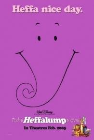 Pooh e o Efalante - Poster / Capa / Cartaz - Oficial 1