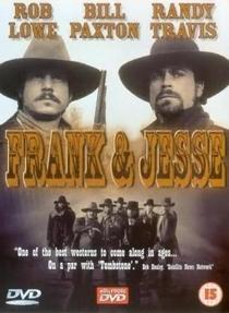 Frank e Jesse - Fora da Lei - Poster / Capa / Cartaz - Oficial 2