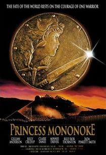 Princesa Mononoke - Poster / Capa / Cartaz - Oficial 13