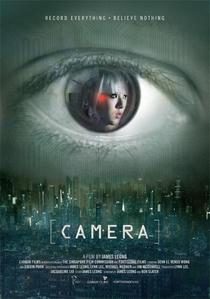Câmera - Poster / Capa / Cartaz - Oficial 1