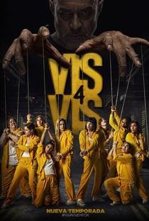 Vis a Vis (4ª temporada) - Poster / Capa / Cartaz - Oficial 1