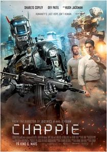 Chappie - Poster / Capa / Cartaz - Oficial 5