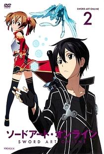Sword Art Online (1ª Temporada) - Poster / Capa / Cartaz - Oficial 10