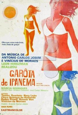 Resultado de imagem para Garota de Ipanema (1967)