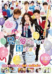 Ani ni Aisaresugite Komattemasu - Poster / Capa / Cartaz - Oficial 3