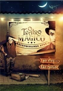 O Teatro Mágico - Recombinando Atos - Poster / Capa / Cartaz - Oficial 1