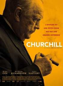Churchill - Poster / Capa / Cartaz - Oficial 4