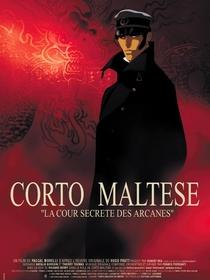 Corto Maltese - O Filme - Poster / Capa / Cartaz - Oficial 1