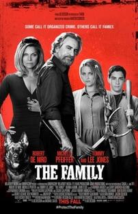 A Família - Poster / Capa / Cartaz - Oficial 1