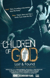 Children of God: Lost and Found - Poster / Capa / Cartaz - Oficial 1