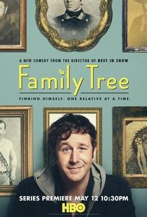 Family Tree (1ª Temporada) - Poster / Capa / Cartaz - Oficial 1
