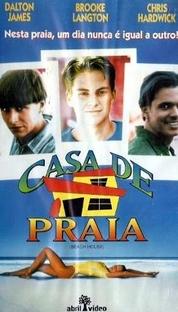 Casa de Praia - Poster / Capa / Cartaz - Oficial 2