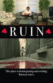 Ruína - Poster / Capa / Cartaz - Oficial 1