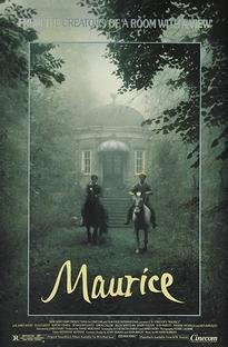 Maurice - Poster / Capa / Cartaz - Oficial 5