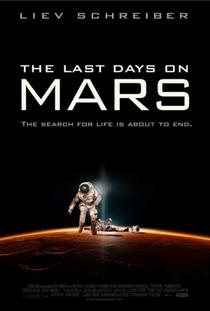 O Planeta Vermelho - Poster / Capa / Cartaz - Oficial 2