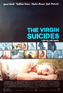 As Virgens Suicidas - Poster / Capa / Cartaz - Oficial 2