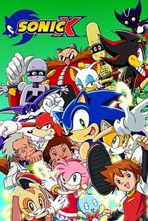 Sonic X (1ª Temporada) - Poster / Capa / Cartaz - Oficial 23