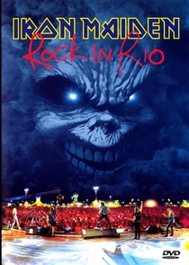 Iron Maiden Rock In Rio - Poster / Capa / Cartaz - Oficial 1