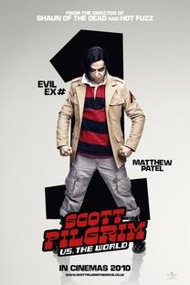 Scott Pilgrim Contra o Mundo - Poster / Capa / Cartaz - Oficial 11