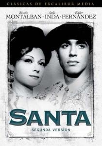 Santa - O Destino de uma Pecadora - Poster / Capa / Cartaz - Oficial 1