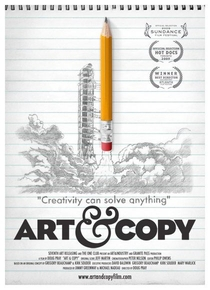 Art & Copy - Poster / Capa / Cartaz - Oficial 1