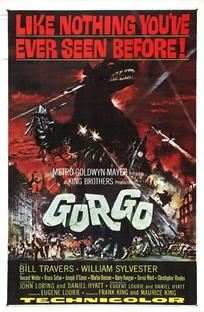 Gorgo - Poster / Capa / Cartaz - Oficial 3