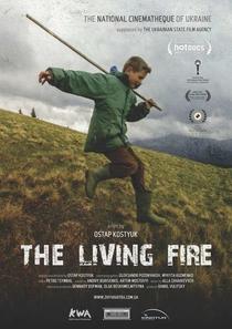 The Living Fire - Poster / Capa / Cartaz - Oficial 1