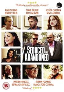 Seduzido e Abandonado - Os Bastidores de Cannes - Poster / Capa / Cartaz - Oficial 3