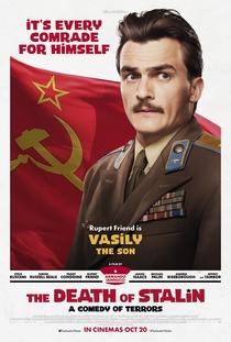 A Morte de Stalin - Poster / Capa / Cartaz - Oficial 6