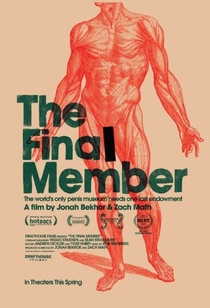The Final Member - Poster / Capa / Cartaz - Oficial 2