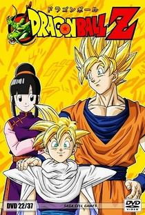 Dragon Ball Z (6ª Temporada) - Poster / Capa / Cartaz - Oficial 24