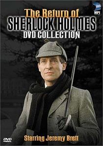 A volta de Sherlock Holmes - Poster / Capa / Cartaz - Oficial 1