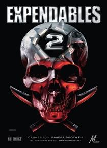 Os Mercenários 2 - Poster / Capa / Cartaz - Oficial 6