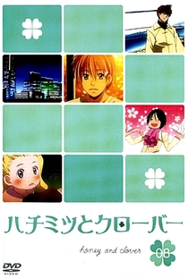 Honey & Clover (1ª Temporada) - Poster / Capa / Cartaz - Oficial 20