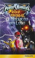 Power Rangers - Força Animal - A Maldição do Lobo - Poster / Capa / Cartaz - Oficial 1